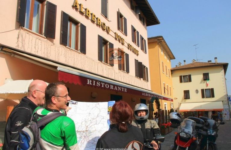 motorbike tours in the alps