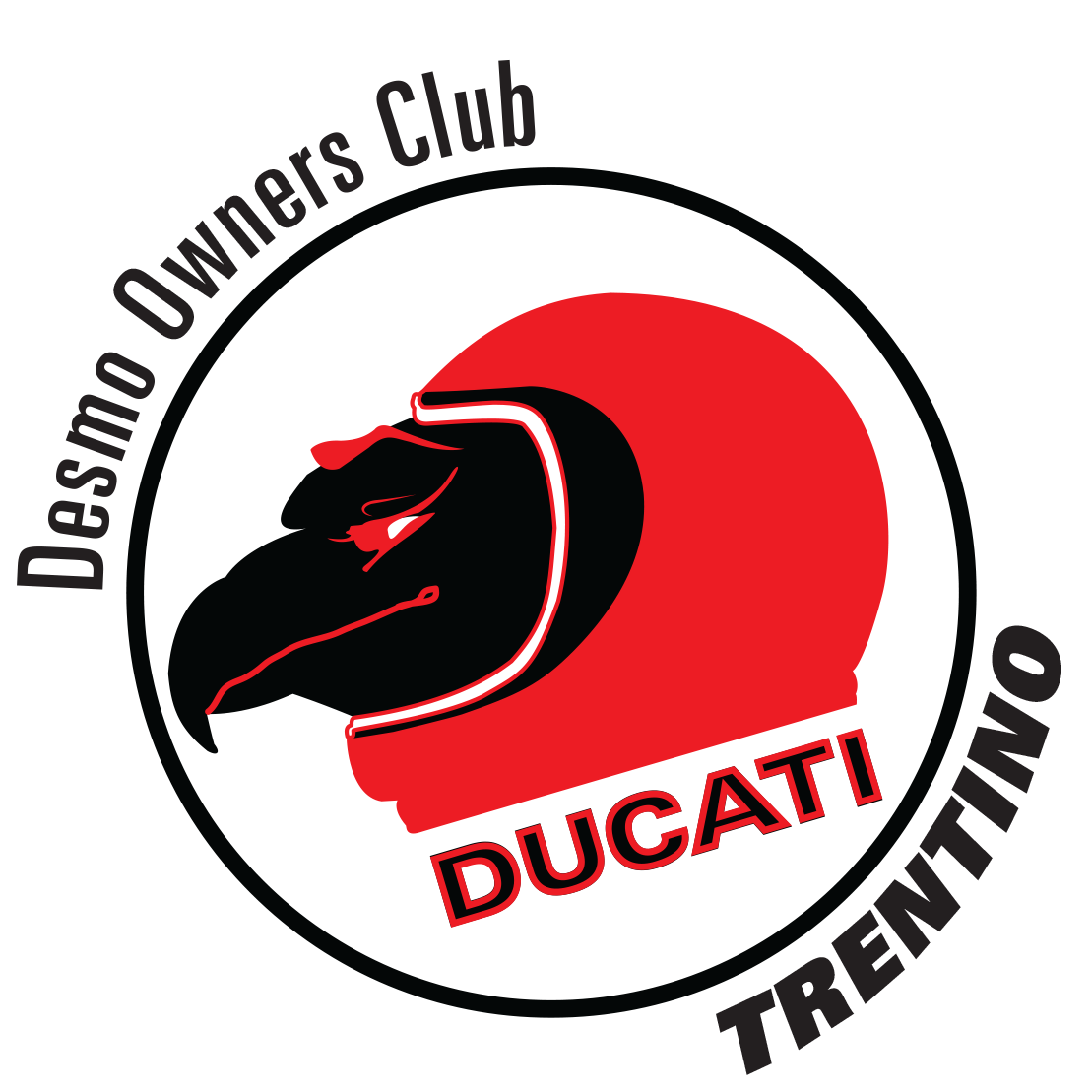 Desmo Owners Club Trentino