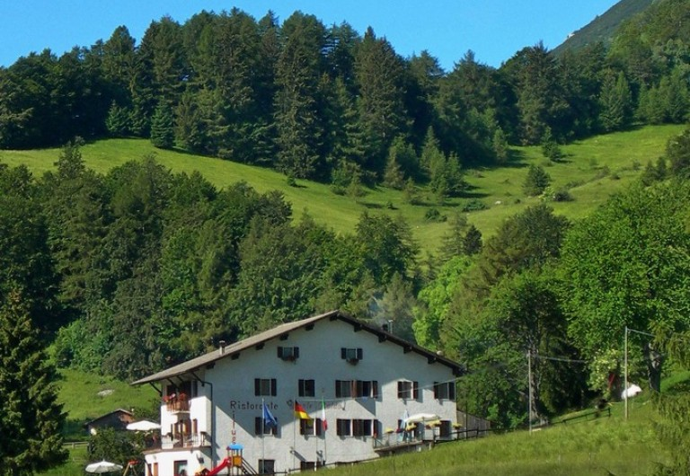 Chalet for motorbikers - Chalet Monte Baldo